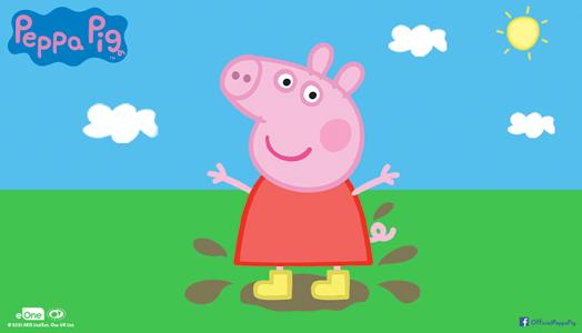 Peppa Pig in India