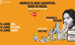 LIVE Viacom18 brings second season of Comedy Central Chuckle Festival