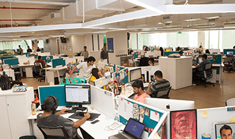 Employee Engagement - Viacom18