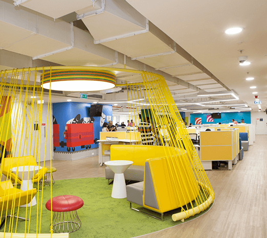 Great Place to Work at Viacom18