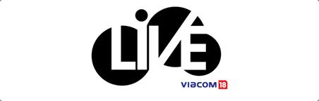 Live Events - Viacom18