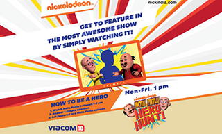 This Summer Nickelodeon franchise ups its leadership game by launching innovative campaigns to engage with kids