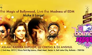 Royal Stag presents MTV Bollyland reaches Kolkata