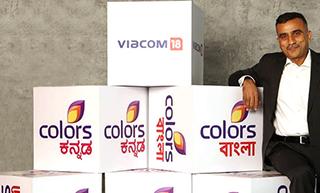 Viacom18 Extends COLORS Franchise: Unveils Five New Regional Avatars