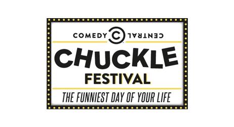 COMEDY CENTRAL CHUCKLE FESTIVAL